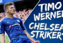 Photo of REVEALED: Timo Werner Shirt Number At Chelsea?