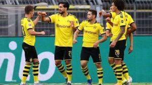Dortmund Berlin Emre Can