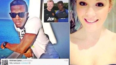 Photo of 'I Never Meet With Her' – Zaha DENIES Allegations About Him Sleeping With Moyes' Daughter During His Stint With Man United