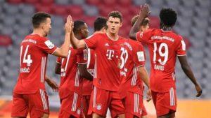 Bayern DFB Pokal
