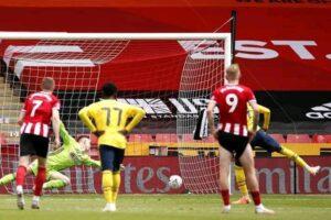 Sheffield United Arsenal