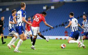 Brighton Manchester United