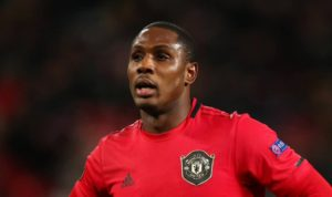 Ighalo Man United