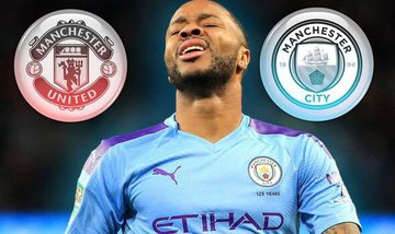 Photo of OMG! Manchester United Eye Raheem Sterling If Man City Champions Ban In Upheld!