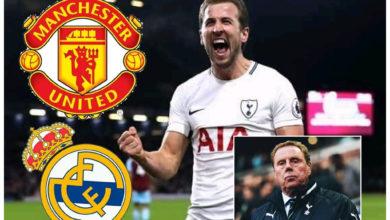 Photo of Harry Kane To Man United 'A Possibility' Amid Tottenham Talks – Says Redknapp