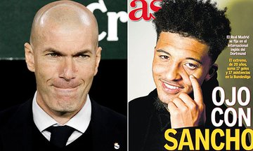 Photo of Real Madrid Enter The Race For Man United And Chelsea Target Jadon Sancho