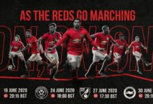 Photo of Manchester United Premier League Restart Matches And Dates CONFIRMED [Full List]