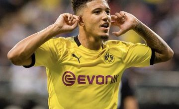 Photo of BREAKING! Borussia Dortmund Star Jadon Sancho Fined By German Bundesliga, He Reacts!