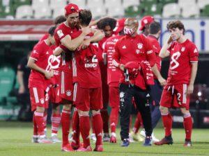 Bremen Bayern Munich