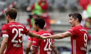 Bayern Freiburg