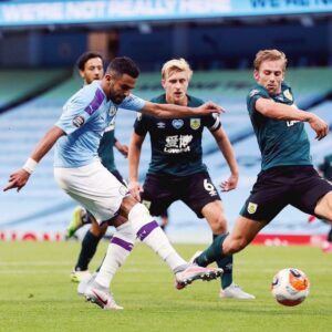 Manchester City Burnley