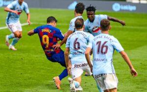 Celta Vigo Barcelona
