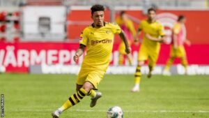 Sancho Man United