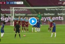 Photo of GOALLL Willian Scores AGAIN, West Ham 2-2 Chelsea (VIDEO)