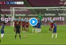 Photo of GOALLL Willian Scores AGAIN, West Ham 2-2 Chelsea (VIDEO)