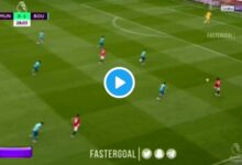 Photo of GOALLL Greenwood Scores, Manchester United 1-1 Bournemouth (VIDEO)