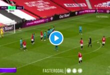 Photo of GOALL Bruno Fernandes Scores Freekick, Manchester United 5-2 Bournemouth (VIDEO)