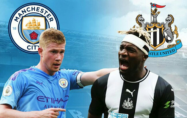 Manchester City Vs Newcastle: (Match Preview, Kick-off ...