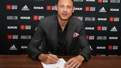 Photo of OFFICIAL: Nemanja Matic Signs New Manchester United Contract Until 2023