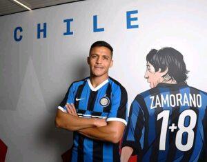 Sanchez Inter Milan