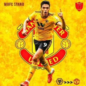 Jimenez Manchester United