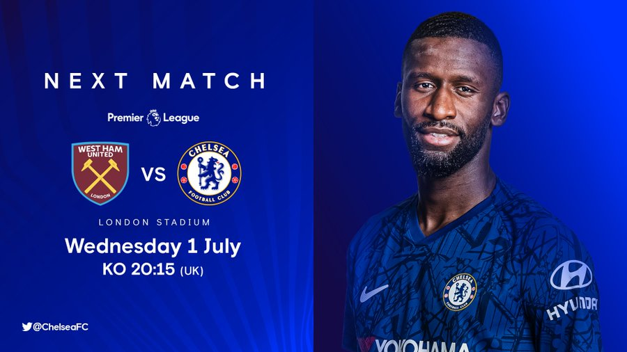West Ham Vs Chelsea: (Match Preview, Kick-off, EPL Matches ...