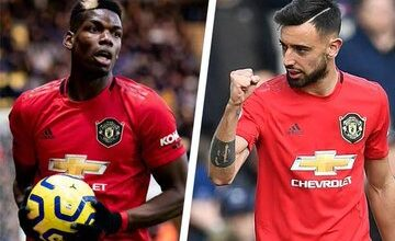 Photo of OMG! Paul Pogba And Bruno Fernandes Are BOTH Injured In Manchester United Training Clash (DETAILS)