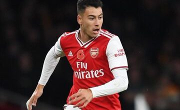 Photo of Arsenal Star Gabriel Martinelli SIGNS New Long-term Contract (Full Details)