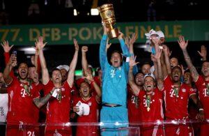 Leverkusen Bayern