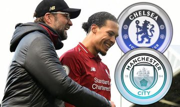 Photo of Virgil Van Dijk REVEALS Why He Snubbed Man City And Chelsea To Join Liverpool