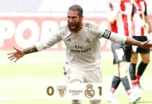 Photo of FT: Athletic Bilbao 0-1 Real Madrid, Ramos STRIKES Madrid 7Points Clear (Match Highlight)