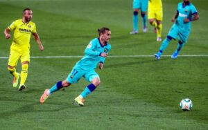 Villarreal Barcelona