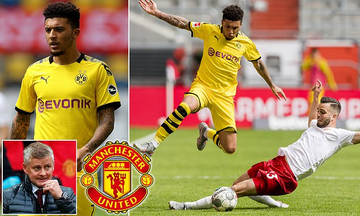 Photo of OMG! Borussia Dortmund Give Manchester United August 10 Deadline For Jadon Sancho Transfer