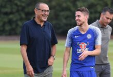 Photo of Juventus Offer Aaron Ramsey In Swap Deal For Chelsea Star Jorginho