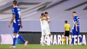 Real Madrid Alaves