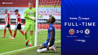Photo of FT: Sheffield United 3-0 Chelsea, McGoldrick Brace Sinks The Blues (Match Highlight)