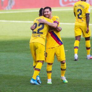 Valladolid Barcelona