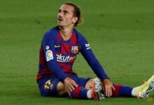 Photo of Barcelona COMFIRMS Antoine Griezmann Set To Miss Rest Of The Season
