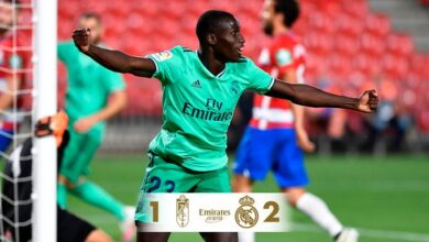 Photo of FT: Granada 1-2 Real Madrid, Mendy And Benzema STRIKES (Match Highlight)