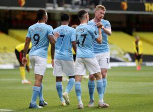 Watford Manchester City