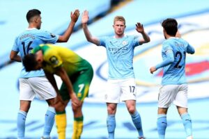 Manchester City Norwich