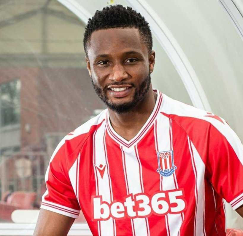 Mikel Stoke City