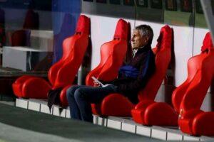 Barcelona Setien sacked