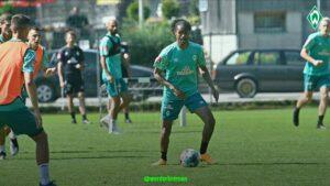 Tahith Chong Werder Bremen