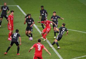 Lyon Bayern Munich