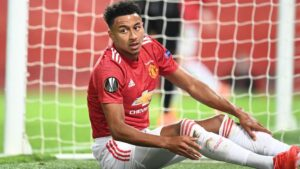 Lingard Man United