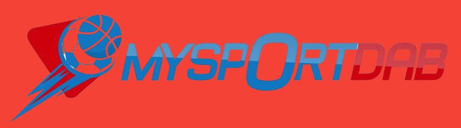 MySportDab Logo