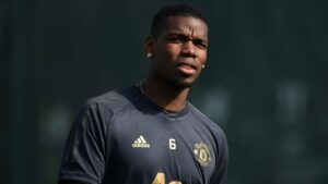 Pogba Paul Man United