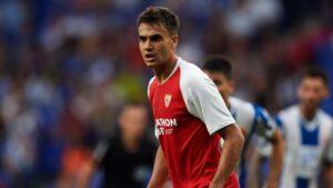 Man United Sevilla Reguilon