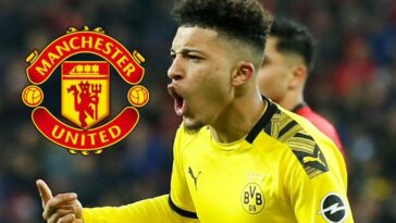 Jadon Sancho Transfer